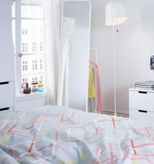 Фотография:  в стиле , Малогабаритная квартира, Советы, ИКЕА, лайфхаки, мебель ИКЕА, идеи для малогабаритки – фото на INMYROOM