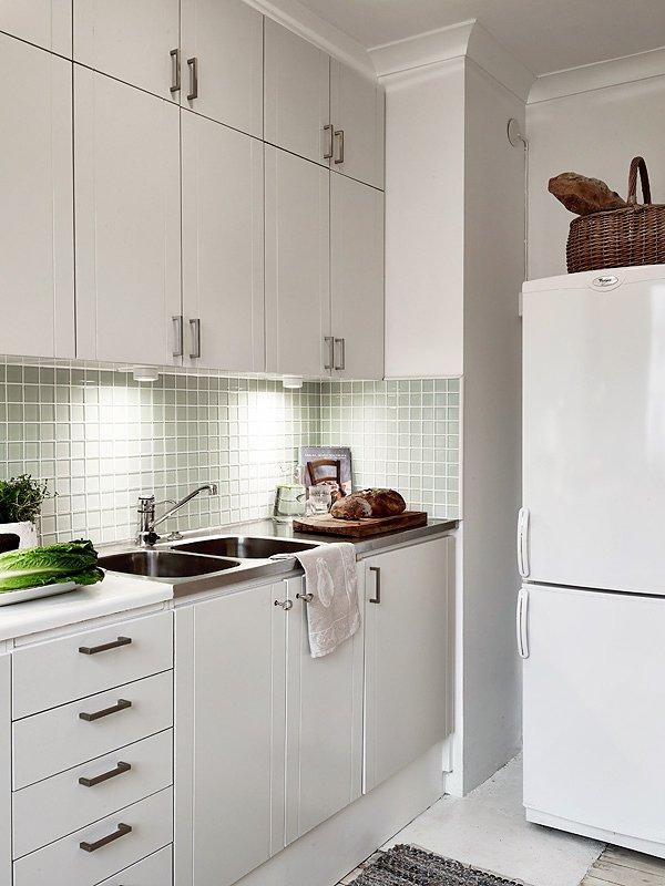 Фотография: Кухня и столовая в стиле Скандинавский, Современный, Декор интерьера, Квартира, Дома и квартиры, Прованс, Шебби-шик – фото на INMYROOM