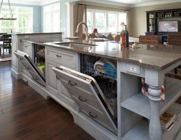 Фотография: Кухня и столовая в стиле Классический, Современный, Стиль жизни, Советы, Тема месяца, Кухонный фартук – фото на INMYROOM