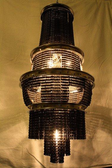 Фотография: Ванная в стиле Современный, Декор интерьера, Мебель и свет, Люстра – фото на INMYROOM