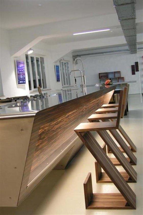 Фотография: Кухня и столовая в стиле Лофт, Минимализм, Декор интерьера, Декор, Мебель и свет, освещение – фото на INMYROOM
