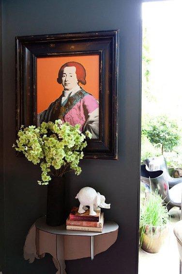 Фотография: Флористика в стиле , Декор интерьера, Квартира, Дома и квартиры – фото на INMYROOM