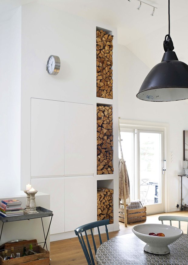 Фотография: Кухня и столовая в стиле Прованс и Кантри, Скандинавский, Декор интерьера, DIY – фото на INMYROOM