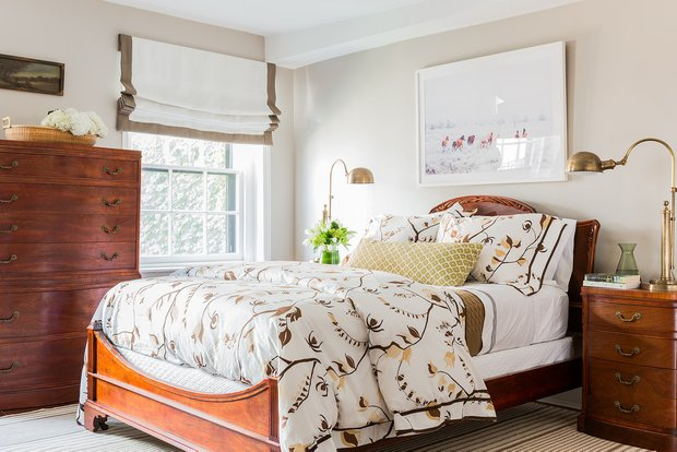 Фотография: Спальня в стиле Прованс и Кантри, Декор интерьера, Дом и дача, Таунхаус – фото на INMYROOM