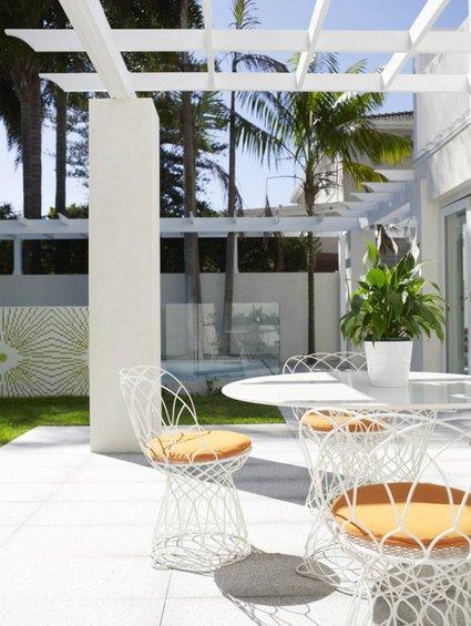 Фотография: Терраса в стиле Современный, Дом, Дома и квартиры – фото на INMYROOM