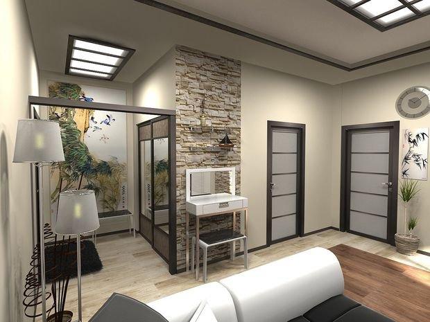 Фотография: Прихожая в стиле Классический, Декор интерьера, Малогабаритная квартира, Квартира, Студия, Планировки, Мебель и свет – фото на INMYROOM