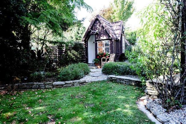 Фотография: Ландшафт в стиле , Декор интерьера, Дом, Дача, Дом и дача – фото на INMYROOM