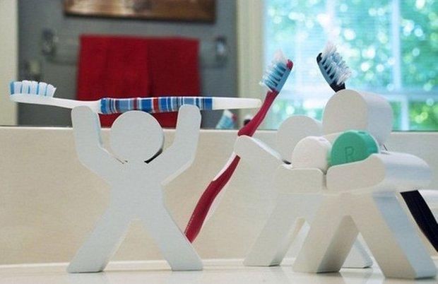 Фотография: Ванная в стиле Прованс и Кантри, Декор интерьера, DIY, Декор дома, Советы – фото на INMYROOM