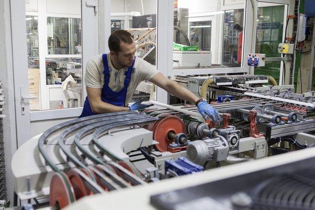 Контроль качества на заводе Kerama Marazzi