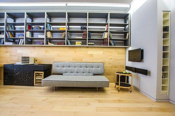 Фотография: Гостиная в стиле Современный, Эко, Декор интерьера, Интерьер комнат – фото на INMYROOM