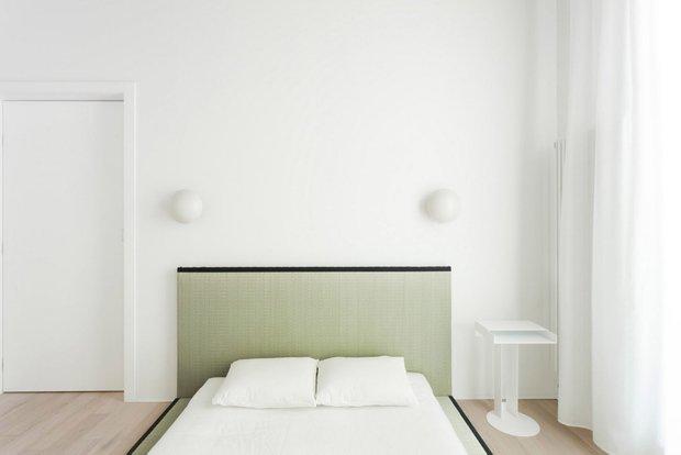 Фотография: Спальня в стиле Минимализм, Декор интерьера, Советы, Отель – фото на INMYROOM