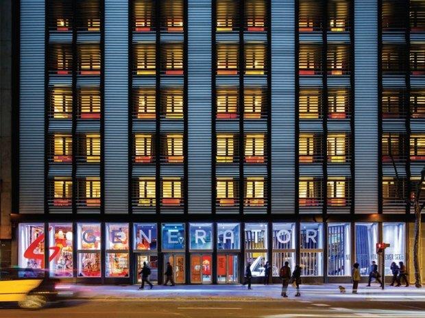 Фотография: Архитектура в стиле Современный, Декор интерьера, Испания, Дома и квартиры, Городские места, Отель, Барселона – фото на INMYROOM