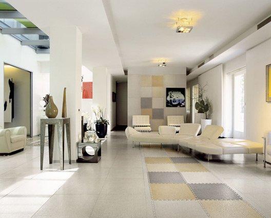 Фотография: Гостиная в стиле Современный, Хай-тек, Дизайн интерьера, Декор – фото на INMYROOM