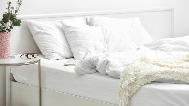 Фотография: Спальня в стиле Современный, Советы, уборка, уборка квартиры – фото на INMYROOM