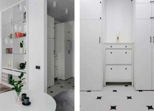 Дизайн: хозяйка квартиры Ирина