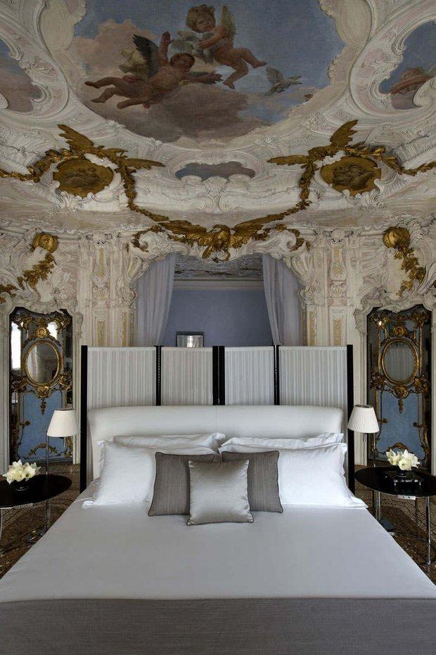 Фотография: Спальня в стиле , Дом, Италия, Дома и квартиры, Отель – фото на INMYROOM