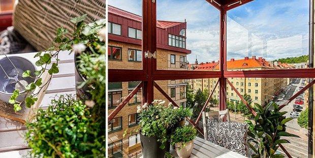Фотография: Прочее в стиле , Скандинавский, Малогабаритная квартира, Квартира, Дома и квартиры, Ретро – фото на InMyRoom.ru