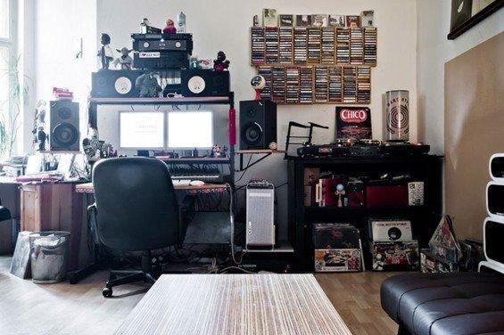 Фотография: Кабинет в стиле Лофт, Декор интерьера, Дом, Стиль жизни, Советы – фото на INMYROOM