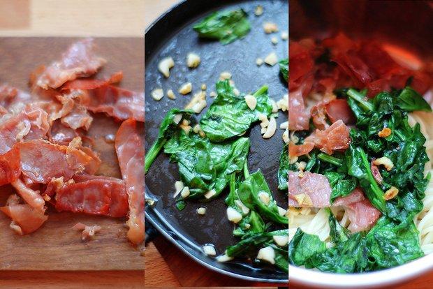 Фотография:  в стиле , Обед, Ужин, Основное блюдо, Паста, Итальянская кухня, Кулинарные рецепты, Варить, 30 минут – фото на INMYROOM
