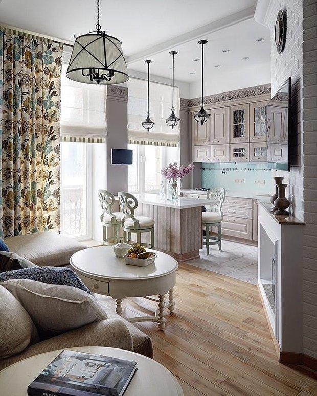 Фотография: Кухня и столовая в стиле Прованс и Кантри, Декор интерьера, Дача, Дом и дача – фото на INMYROOM