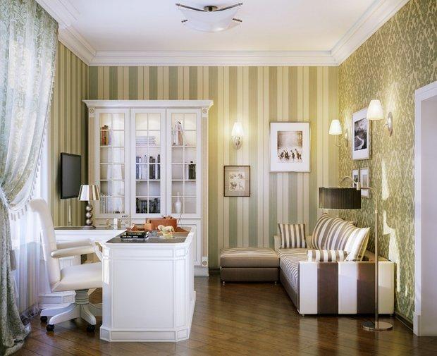 Фотография: Офис в стиле Классический, Современный, Декор интерьера, Дом, Дома и квартиры, Проект недели, Неоклассика – фото на INMYROOM