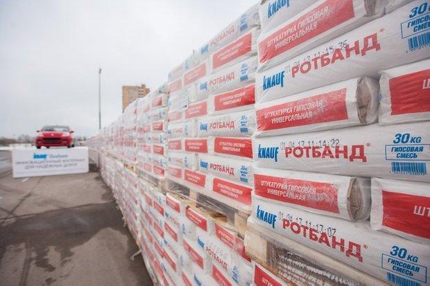Фотография: Гостиная в стиле Лофт, Индустрия, События, Knauf – фото на InMyRoom.ru