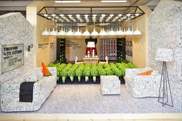 Фотография: Декор в стиле Лофт, Современный, Скандинавский, Индустрия, События, IKEA, Маркет, Эко, Artplay – фото на INMYROOM