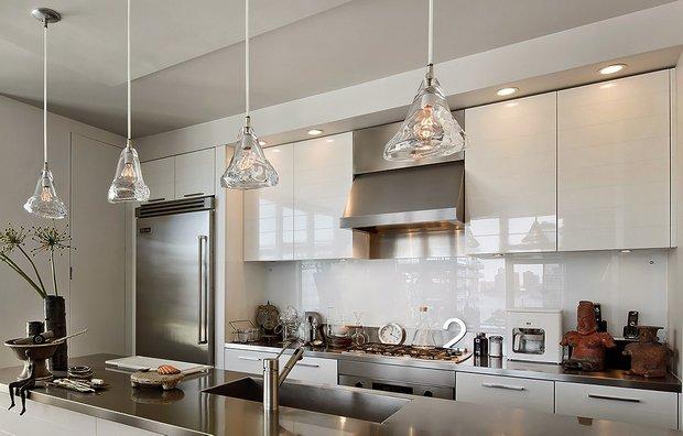 Фотография: Кухня и столовая в стиле Современный, Декор интерьера, Квартира, Дома и квартиры, Нью-Йорк – фото на INMYROOM