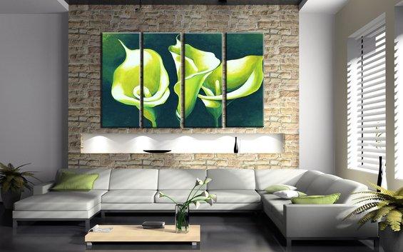 Фотография: Гостиная в стиле Лофт, Современный, Декор интерьера, Декор дома, Картины – фото на INMYROOM