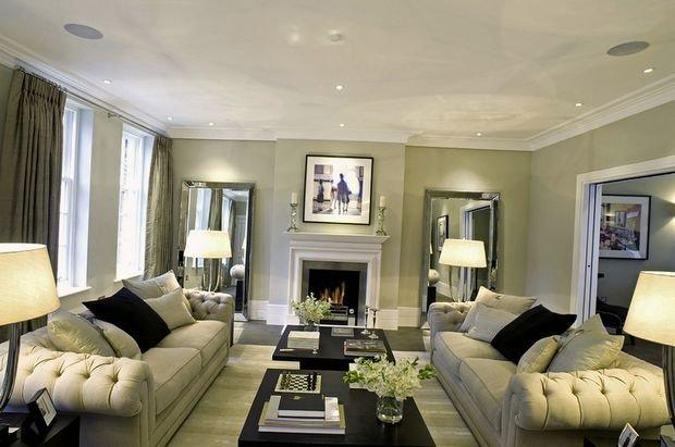 Фотография: Ванная в стиле Классический, Гостиная, Декор интерьера, Квартира, Дом – фото на INMYROOM
