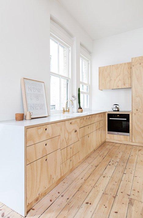 Фотография: Кухня и столовая в стиле Эко, Советы, квартира в Мельбурне – фото на INMYROOM