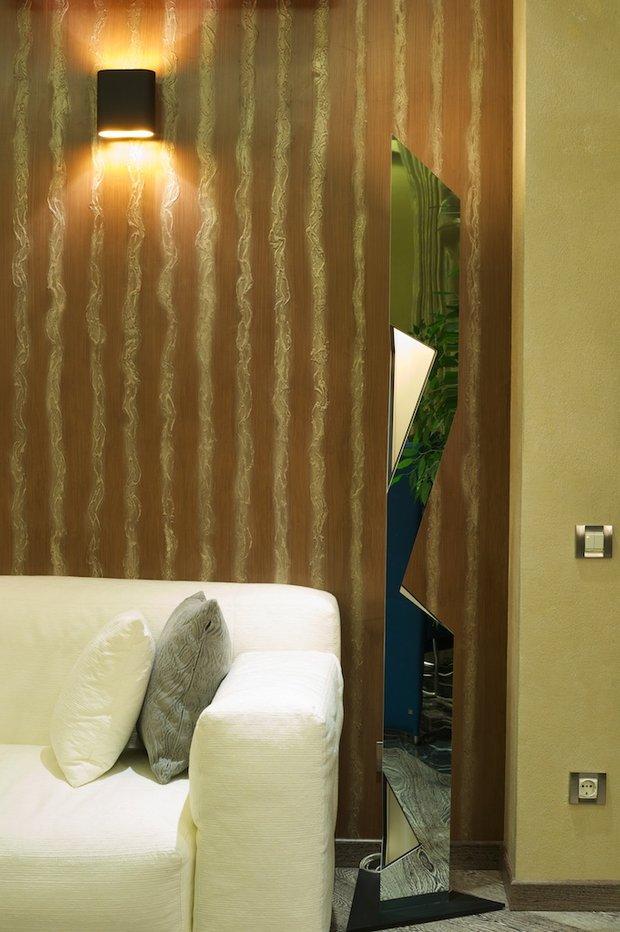 Фотография: Мебель и свет в стиле Современный, Декор интерьера, Декор дома, Марат Ка, Декоративная штукатурка, Альтокка – фото на InMyRoom.ru
