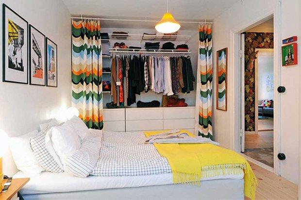 Фотография: Спальня в стиле Скандинавский, Современный, Прочее, Советы, ламинат, хранение – фото на INMYROOM