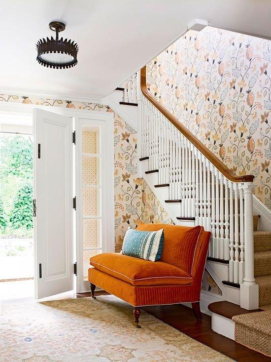 Фотография: Прихожая в стиле Современный, Декор интерьера, Декор дома, Цвет в интерьере – фото на INMYROOM