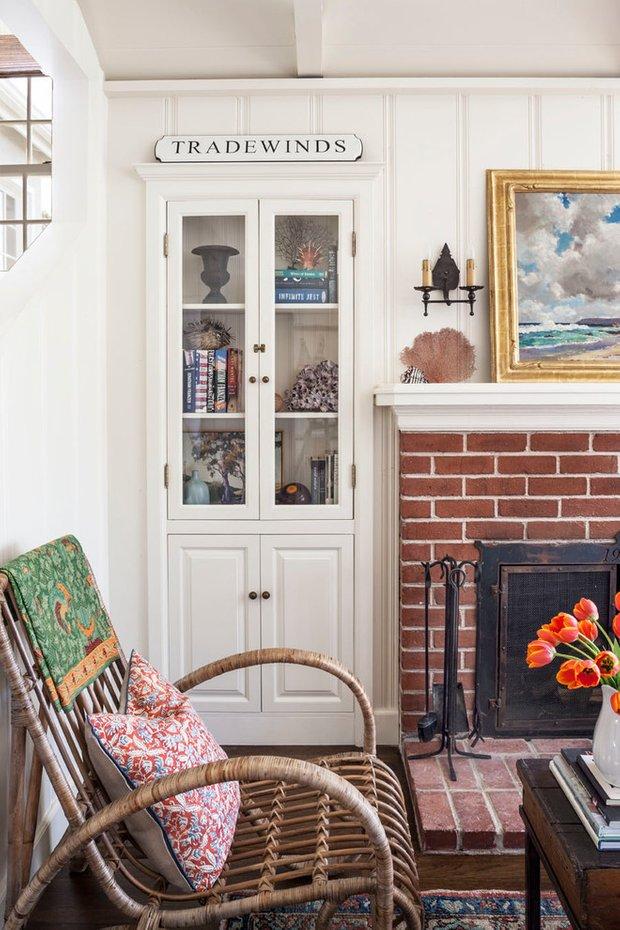 Фотография: Гостиная в стиле Прованс и Кантри, Декор интерьера, Дом, Советы, Дом и дача – фото на INMYROOM