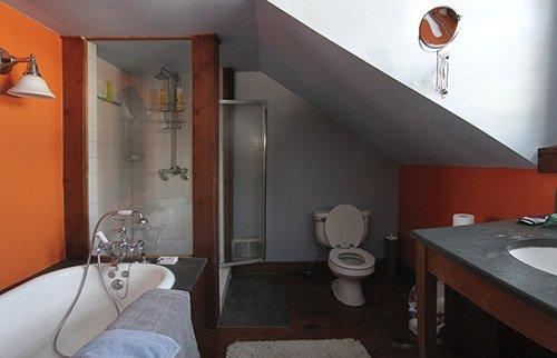 Фотография: Ванная в стиле Современный, Дом, Переделка, Дом и дача – фото на INMYROOM