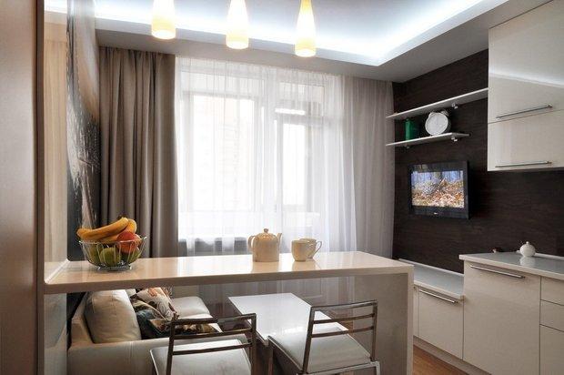 Фотография: Кухня и столовая в стиле Современный, Интерьер комнат, HOFF, Советы – фото на INMYROOM
