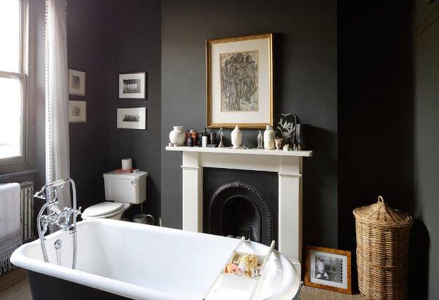Фотография: Ванная в стиле Прованс и Кантри, Декор интерьера, Интерьер комнат, Викторианский – фото на INMYROOM