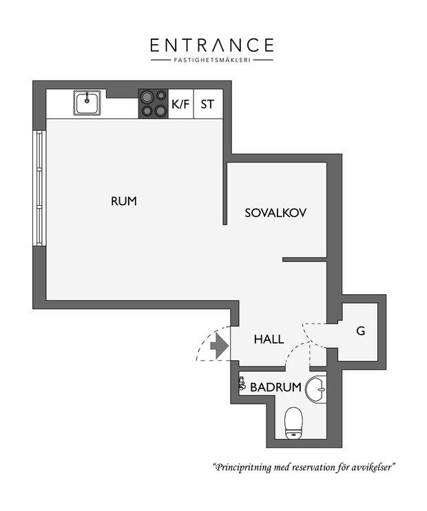 Фотография:  в стиле , Скандинавский, Декор интерьера, Квартира, Студия, до 40 метров – фото на INMYROOM