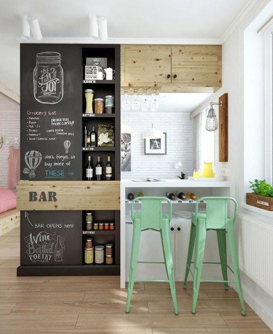 Фотография: Кухня и столовая в стиле Лофт, Декор интерьера, Квартира, Декор, Советы – фото на INMYROOM