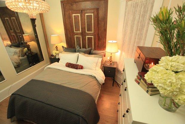 Фотография: Спальня в стиле Прованс и Кантри, Современный, Эклектика, Советы, Fine Living – фото на INMYROOM