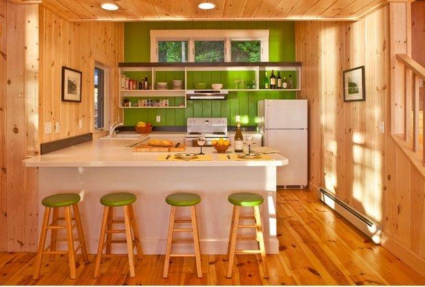 Фотография: Кухня и столовая в стиле Прованс и Кантри, Современный, Восточный, Декор интерьера, Цвет в интерьере, Индустрия, Новости, Маркет, Черный, Красный, Зеленый, Желтый – фото на INMYROOM
