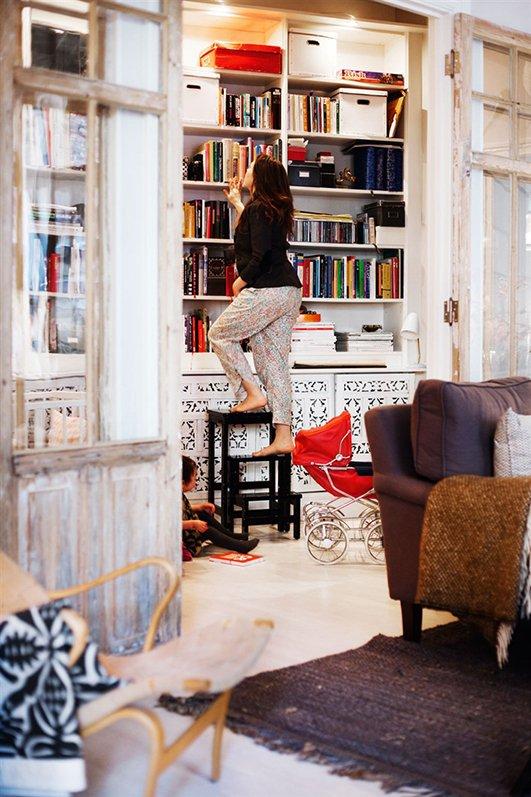 Фотография: Прочее в стиле , Скандинавский, Эклектика, Декор интерьера, Квартира, Цвет в интерьере, Дома и квартиры – фото на InMyRoom.ru