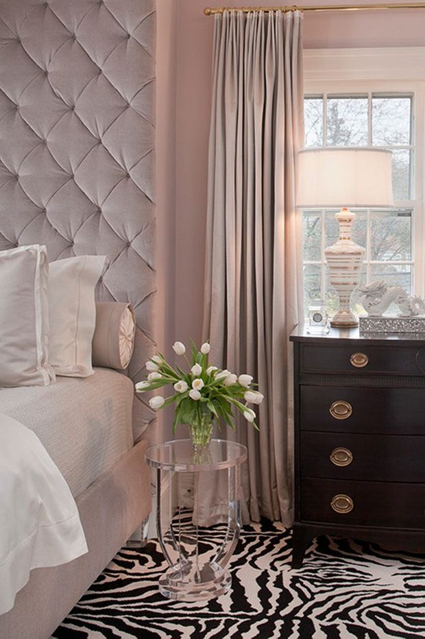 Фотография: Спальня в стиле Эклектика,  – фото на InMyRoom.ru