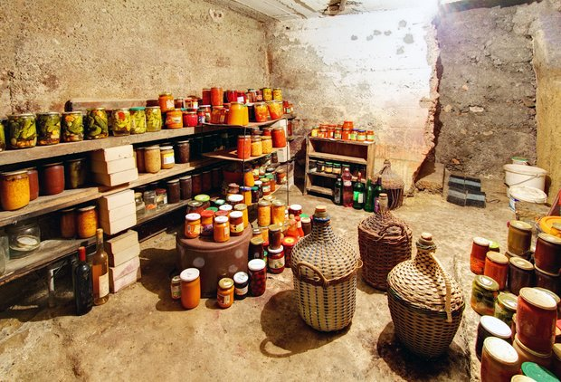 Фотография:  в стиле , Хранение, Советы, Обзоры, Хранение продуктов, Как хранить продукты – фото на INMYROOM