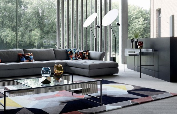 Дизайн: Roche Bobois, участник выставки «Итальянские традиции»