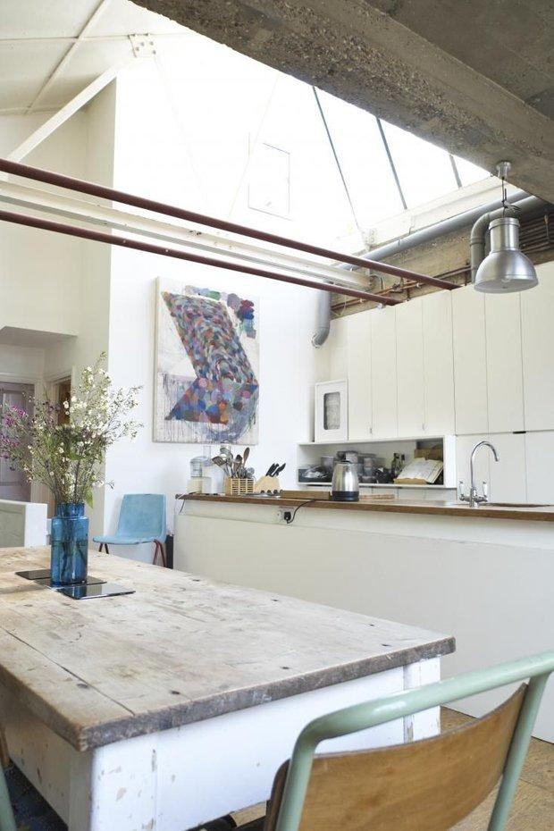Фотография: Кухня и столовая в стиле Скандинавский, Лофт, Декор интерьера, Декор дома, Минимализм – фото на INMYROOM