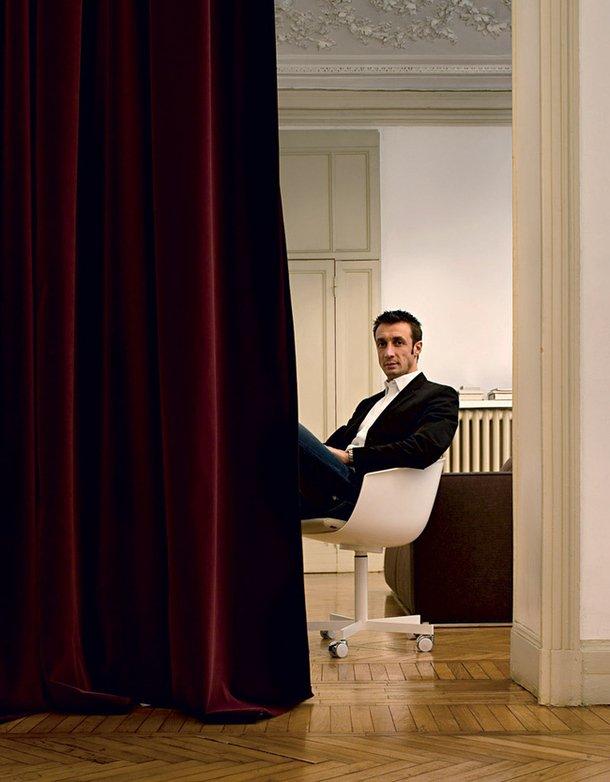 Фотография:  в стиле , Интервью, блиц-портрет, Карло Коломбо – фото на InMyRoom.ru