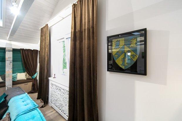 Фотография: Декор в стиле Скандинавский, Современный, Интерьер комнат, Дача, Дачный ответ, Мансарда – фото на INMYROOM