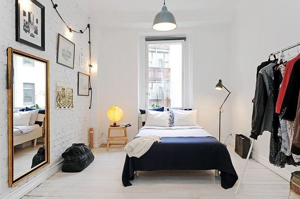 Фотография: Спальня в стиле Скандинавский, Современный, Стиль жизни, Советы – фото на INMYROOM